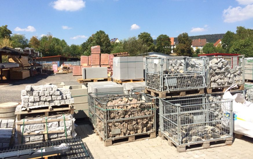 Baustoffe in Spangenberg