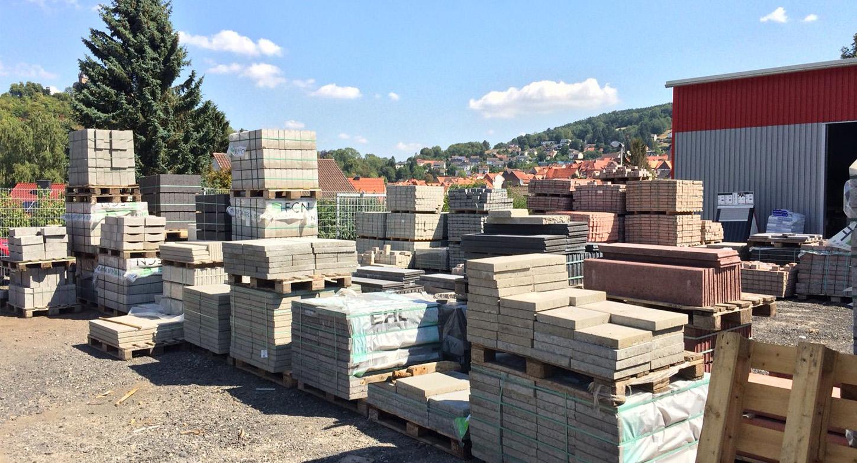 Baustoffhandel in Spangenberg (Schwalm-Eder-Kreis), Melsungen, Malsfeld, Morschen, Alheim, Cornberg, Sontra, Waldkappel, Hessisch Lichtenau, Körle und Schwarzenberg