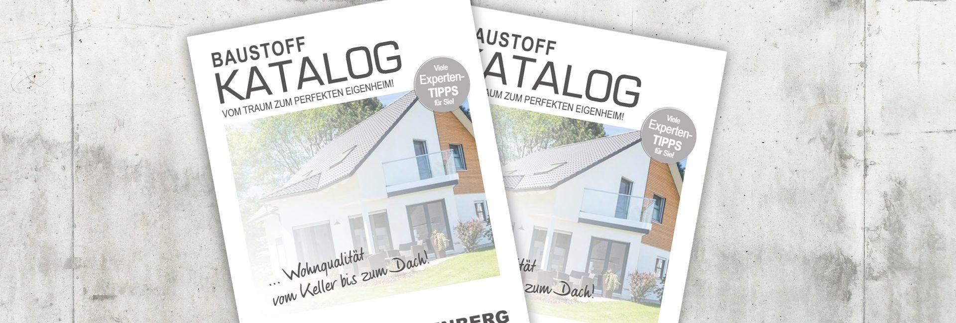 Baustoff-Katalog aus Spangenberg